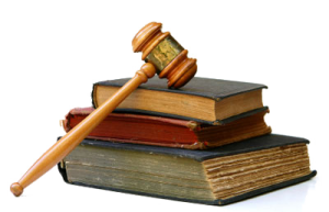 books-gavel